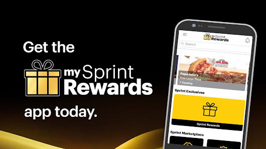 "Sprint Subscribers Now Have ""My Sprint Rewards"" Program"