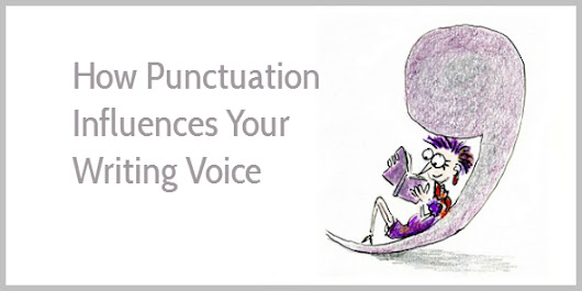 How Punctuation Influences Your Voice