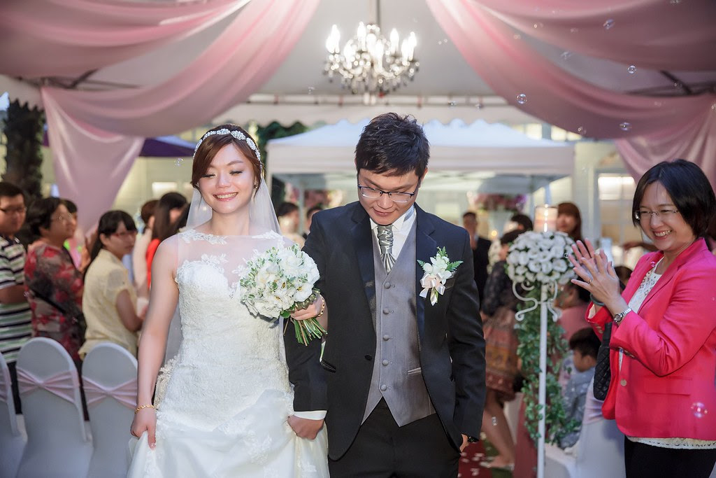 105青青時尚會館戶外婚禮