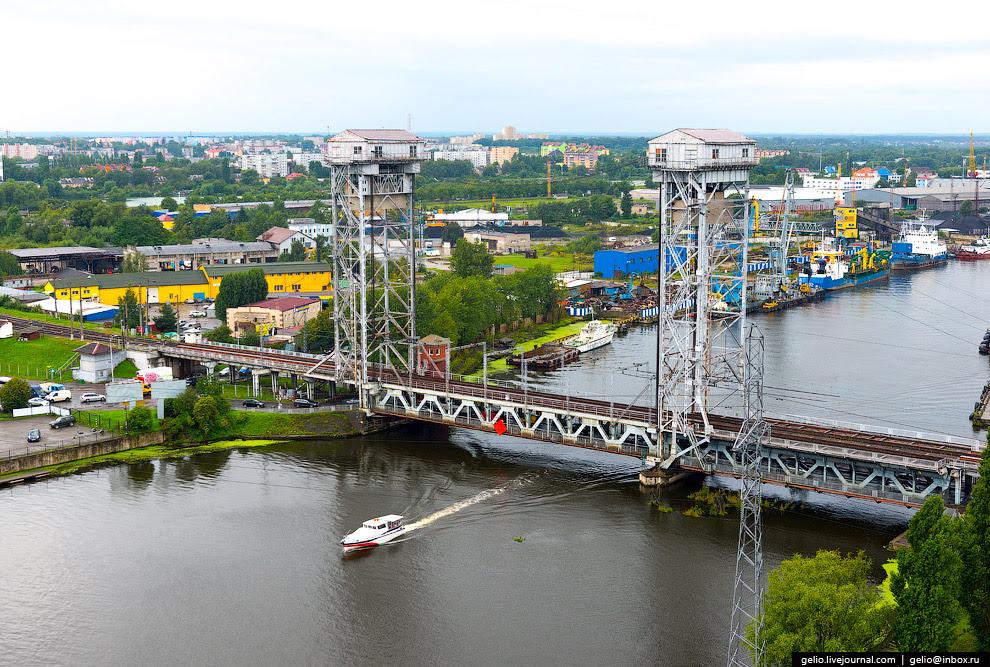 Двухъярусный мост