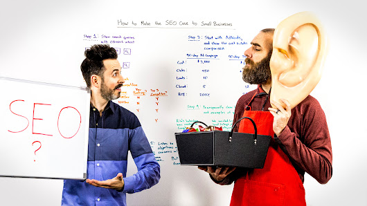 How to Make the SEO Case to Small Businesses - Whiteboard Friday