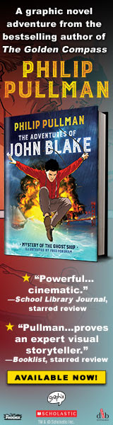 The Adventures of John Blake by Phillip Pullman