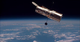 The Hubble Space Telescope Is Falling