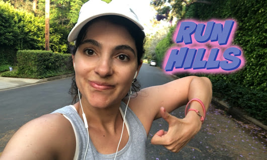 Running Hills Effortlessly in Five Steps | My Running Diary - BuzzChomp