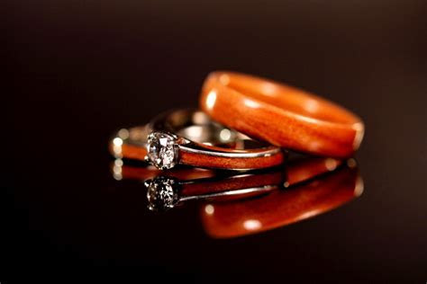 Try This Wooden Engagement Rings For Womens   Engagement Rings