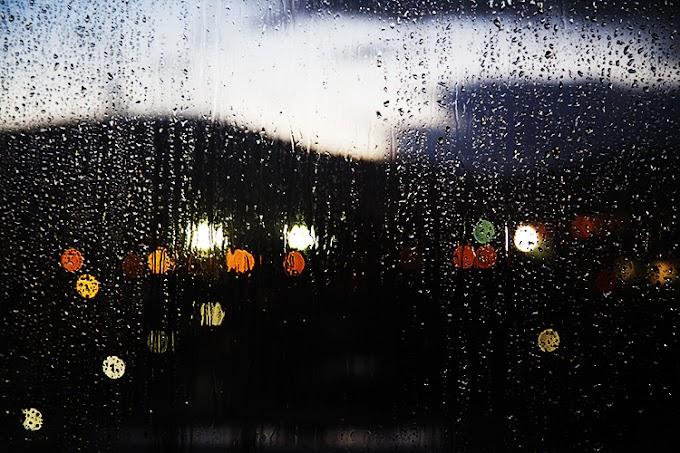Hujan dan Serapah Kita Pada Suatu Sore