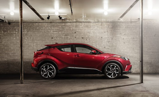 Chicago Auto Show Debuts New Toyota Vehicles - Toyota of Muncie