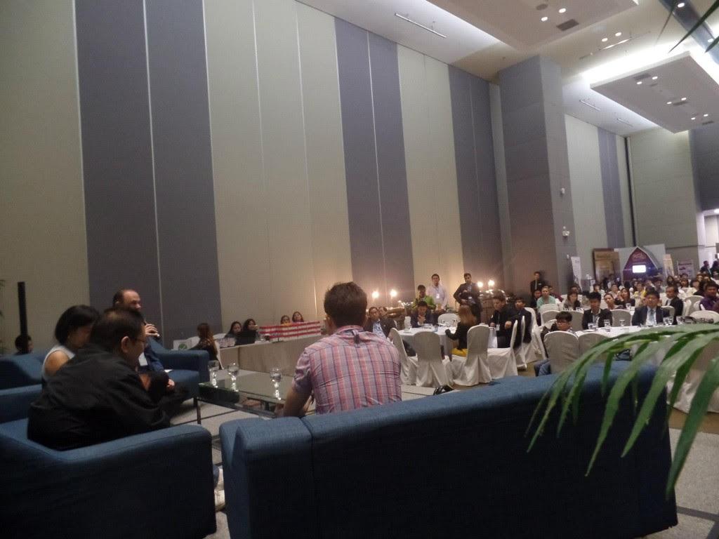 Asia Digital Marketing Expo 2015 panel