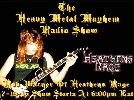 Heavy Metal Mayhem