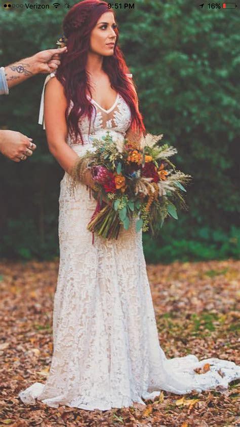 Wheat in the flowers loveeeee   If I get married