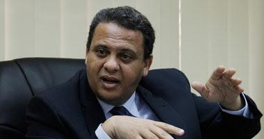 الدكتور أحمد سعيد رئيس حزب المصريين الأحرار