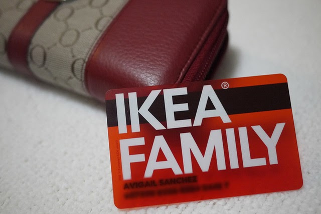 a wife 39 s charmed life the ikea family card and dreams of a kitchen textiles. Black Bedroom Furniture Sets. Home Design Ideas