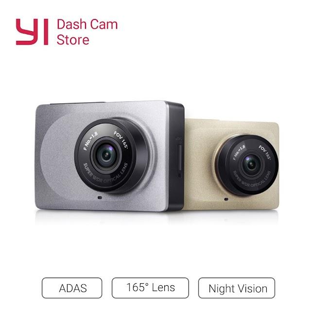 Goede Koop YI Smart Dash Camera Video Recorder WiFi Full HD Auto DVR Cam Nachtzicht 1080 P 2.7 \ Goedkoop