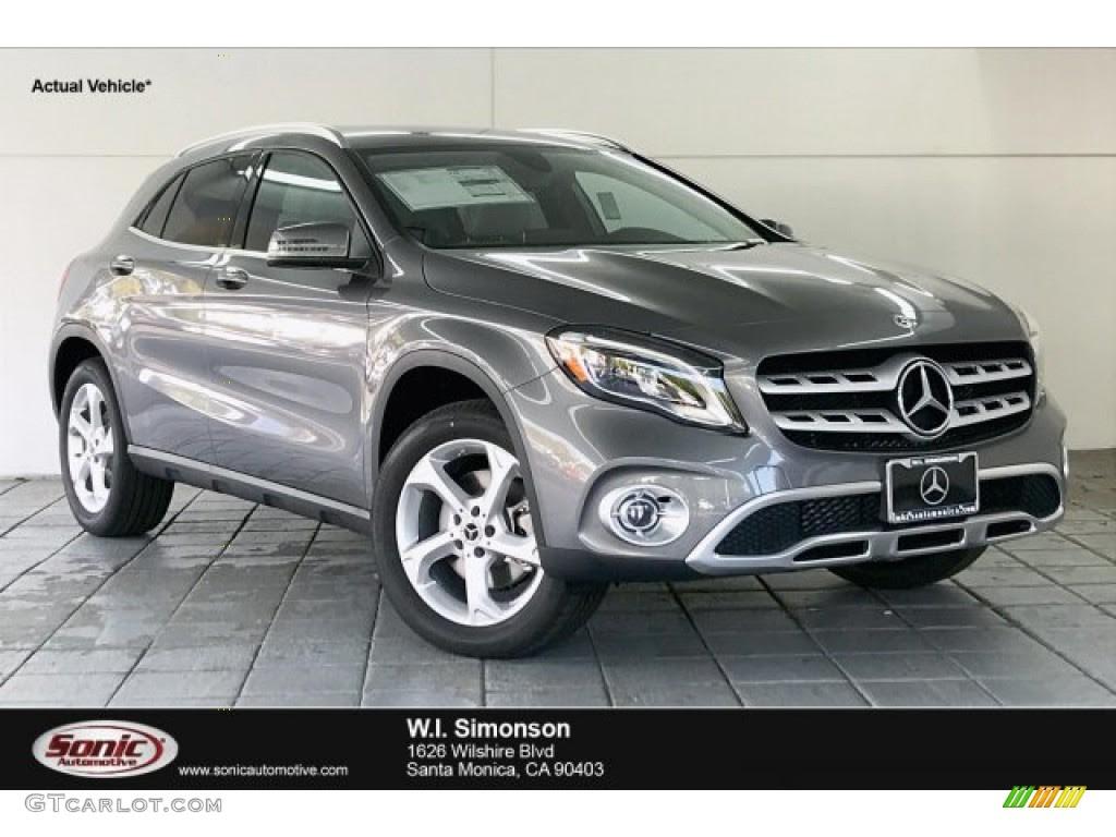 2020 Mountain Grey Metallic Mercedes-Benz GLA 250 ...