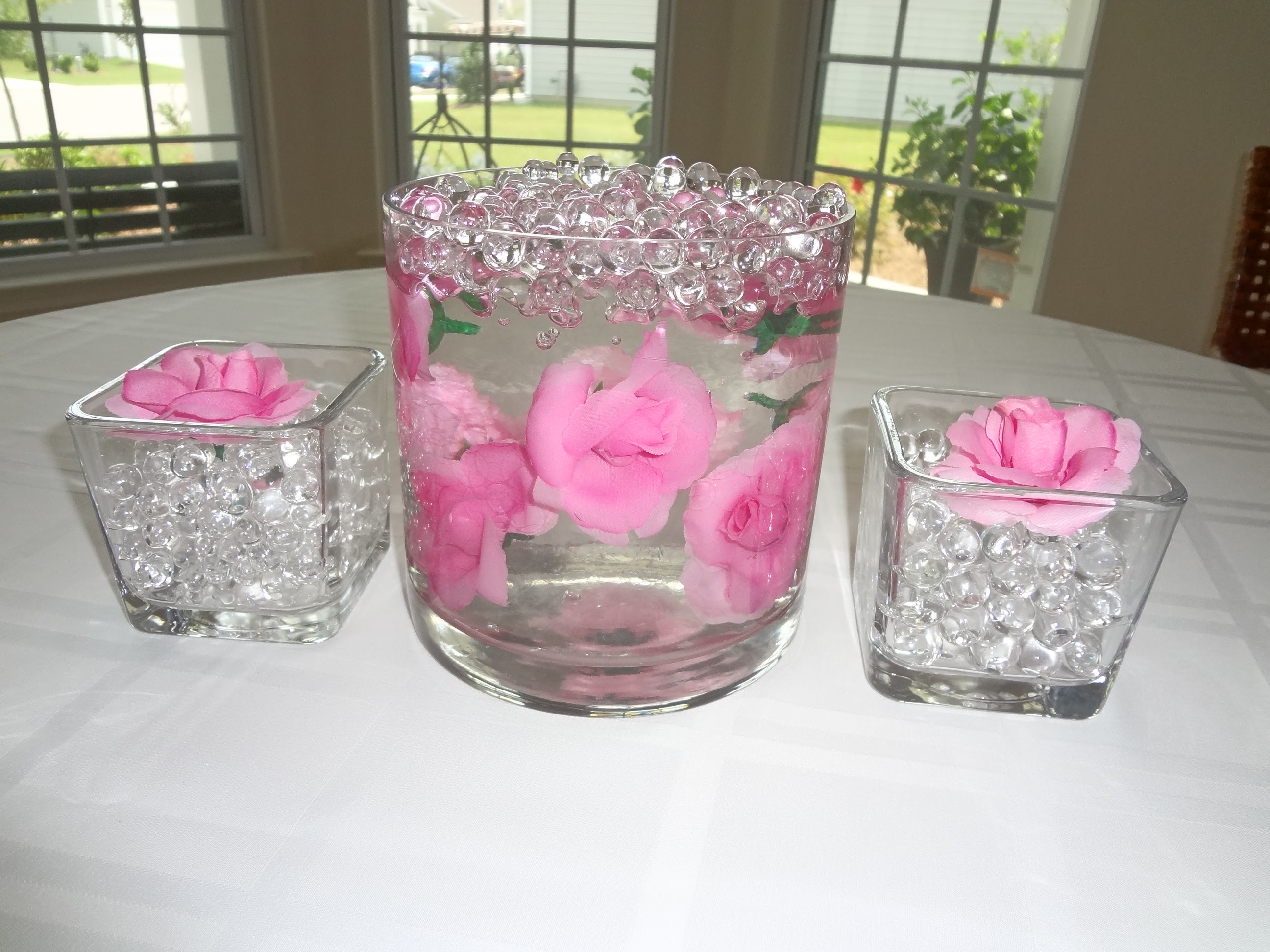 Creating Decorations On A Budget Using Water Beads Gel