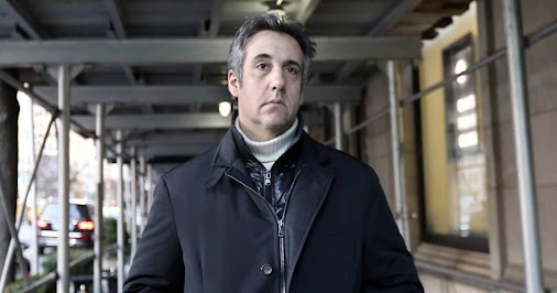 Michael Cohen told Mueller about contacts between Trump aides and Russia https://www.nbcnews.com/politics...