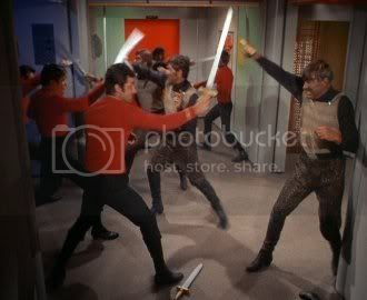 Star Trek Fight