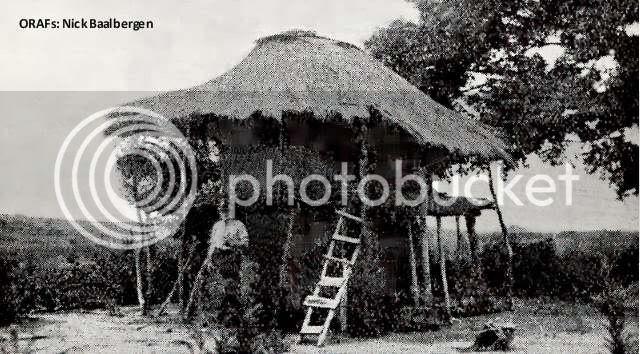 Double-Storey Hut