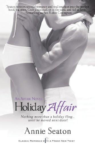 Holiday Affair: An Affair Novel (Entangled Indulgence) by Annie Seaton