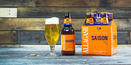 Saison Day with Allagash Brewing & Chef Pierre Gignac