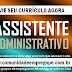 ASSISTENTE ADMINISTRATIVO PARA EMPRESA DO SEGMENTO DE COMÉRCIO NA MURIBECA