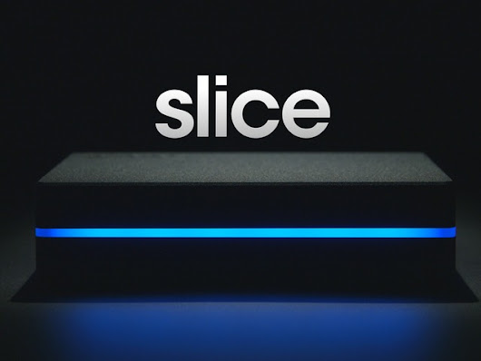 Slice : A media player and more