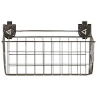 "Gladiator GAWU18BKBH 18"" Wire Basket"