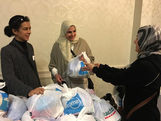 Brands for Canada and Costi reach 500 Syrian families in need. | Brands For Canada