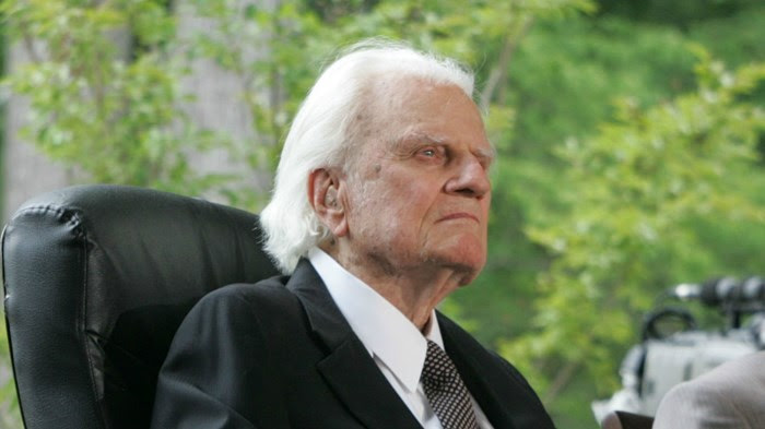 Billy Graham: 96 and