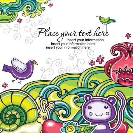 Beautiful Pattern Background, free vector - Clipart.me