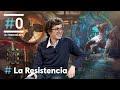 David Antón, en La Resistencia (VER)