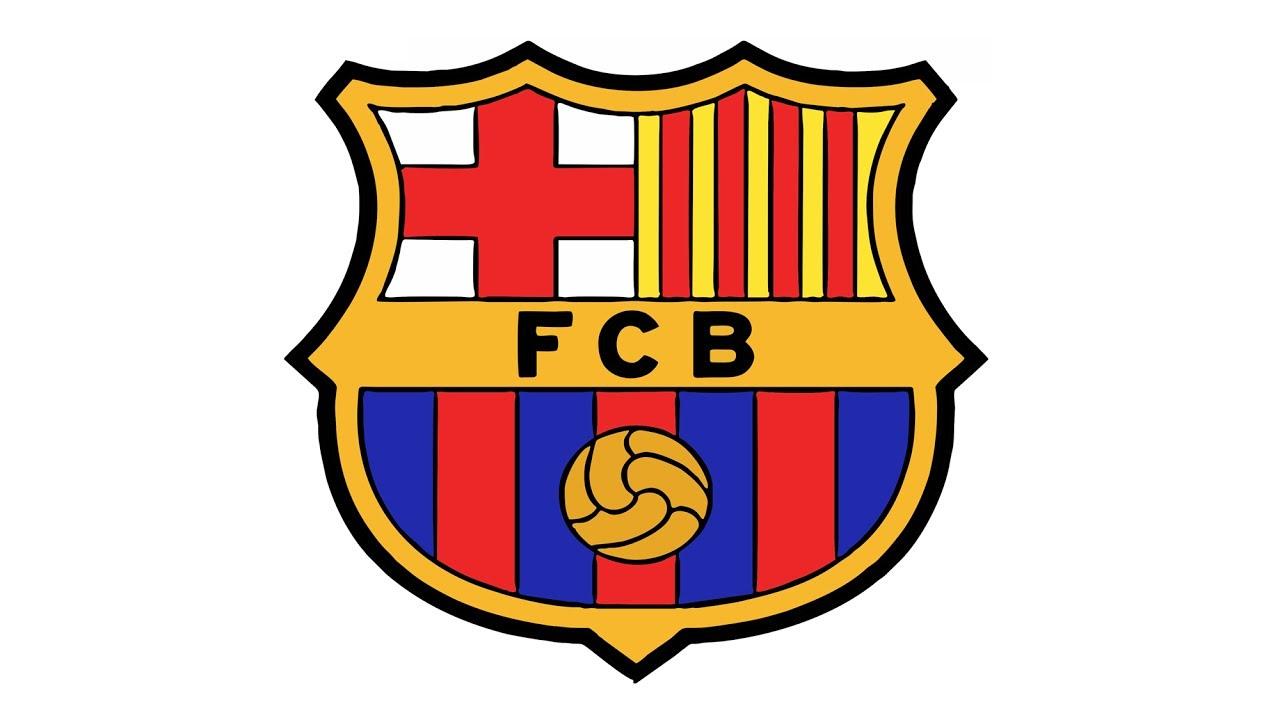 fc barcelona badge png fc barcelona badge png