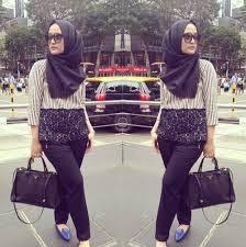 11 Contoh Model Baju Kerja Muslim Modern Terbaru