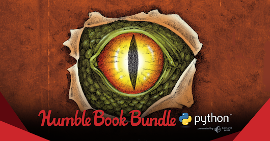 Humble Book Bundle: Python presented by No Starch
