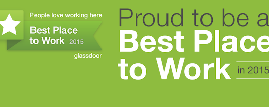 Zillow Named Best Place to Work in Glassdoor 2015 Employees' Choice Award