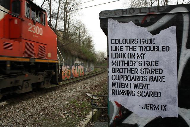 colours fade...