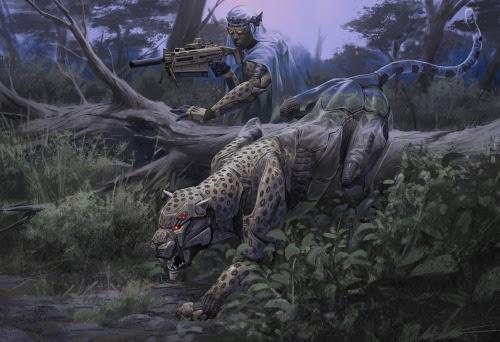 Big Five Part 5: Panthera Pardus - Leopard