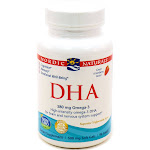 DHA Strawberry 500 mg by Nordic Naturals - 90 Softgels