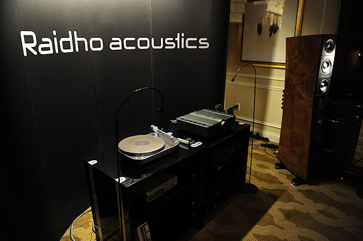 Raidho Acoustics with Aavik and Nagra - CES 2017