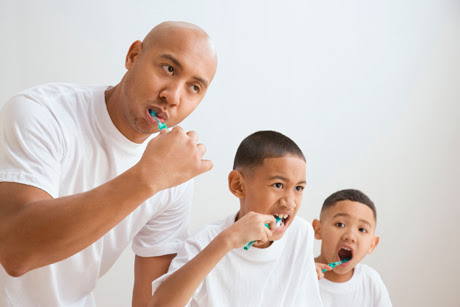 Dentist Tips on How to Get Your Children to Brush – American Dental Association