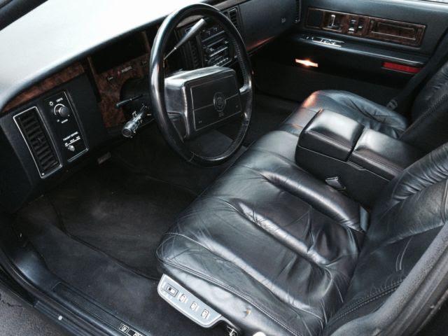 Cadillac Fleetwood Sedan 1993 Black For Sale ...