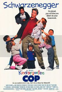 KindergartenCop Poster