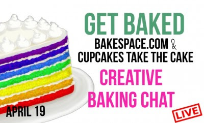 Creative Baking Chat with Expert & Celebrity Bakers – BakeSpace.com
