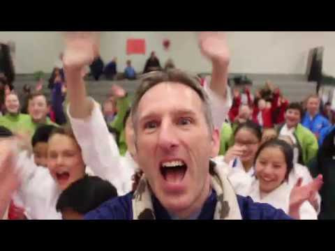 BC Winter Games Karate Competition Day 1 Vlog 110