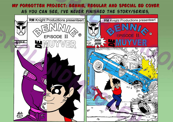 Covers To Episode II part 1 from Bennie
