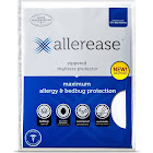 AllerEase Maximum Bedbug & Allergy Protection Mattress Protector - Full