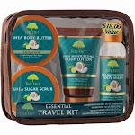 Tree Hut Coconut Lime Essential Travel Kit