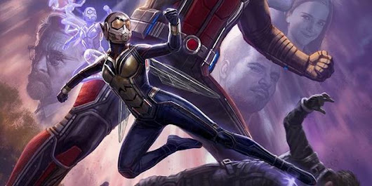 ANT-MAN AND THE WASP Tracking For $69 Million - $80 Million Debut When It Hits North America