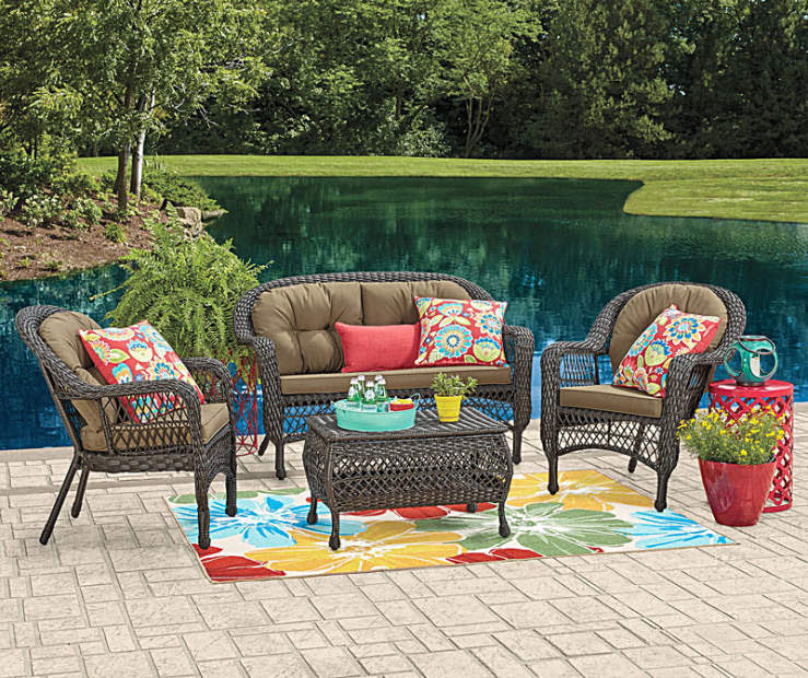 Wilson & Fisher Hampstead Patio Furniture Collection | Big ...