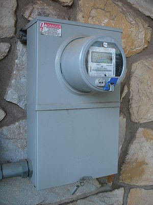 Elster A3 ALPHA type A30 single-phase kWh smar...